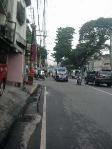 vicolo di Manila