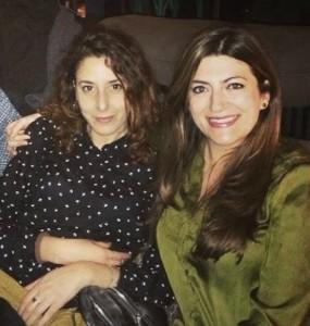 Claudia ed Elisabetta