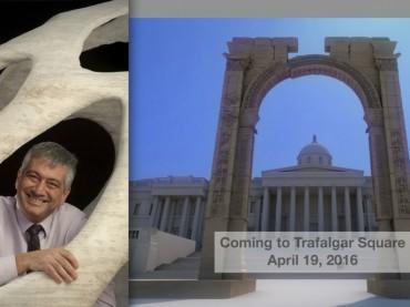 Stampa 3D: Enrico Dini, l'italiano che ricostruirà Palmira
