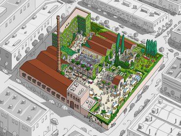 Palo Alto Market Barcellona: design, musica e golosità