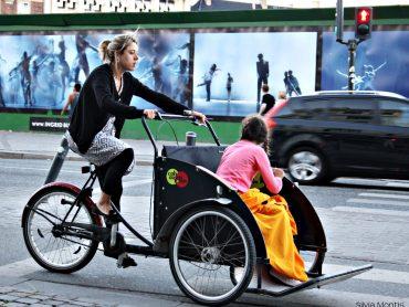 In bicicletta in Danimarca