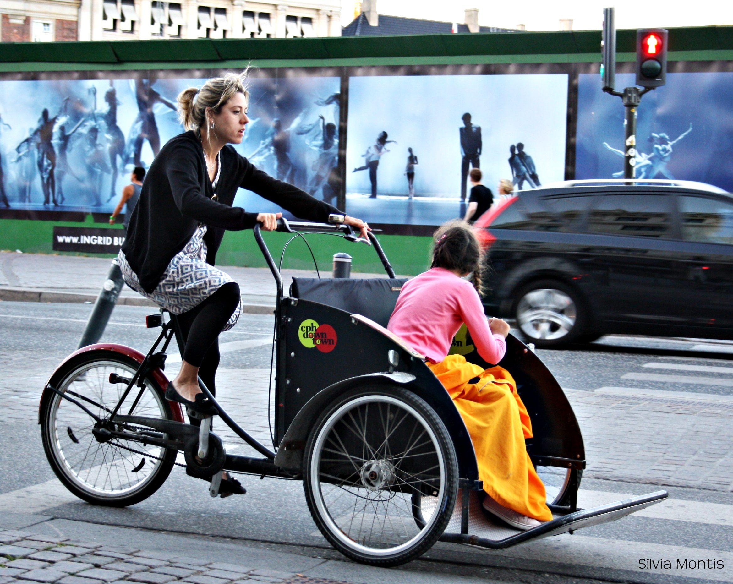 In Bicicletta In Danimarca Italianiovunquecom