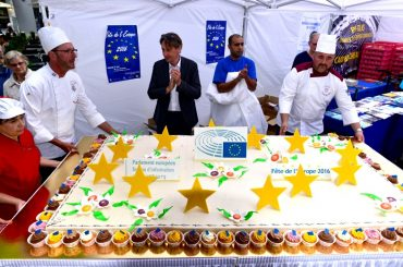 Festa dell'Europa 2016 in Lussemburgo