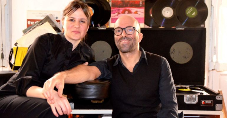 Motiscause, artista italiano a Barcellona