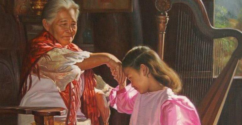 Il rispetto nelle Filippine. I gesti della gentilezza