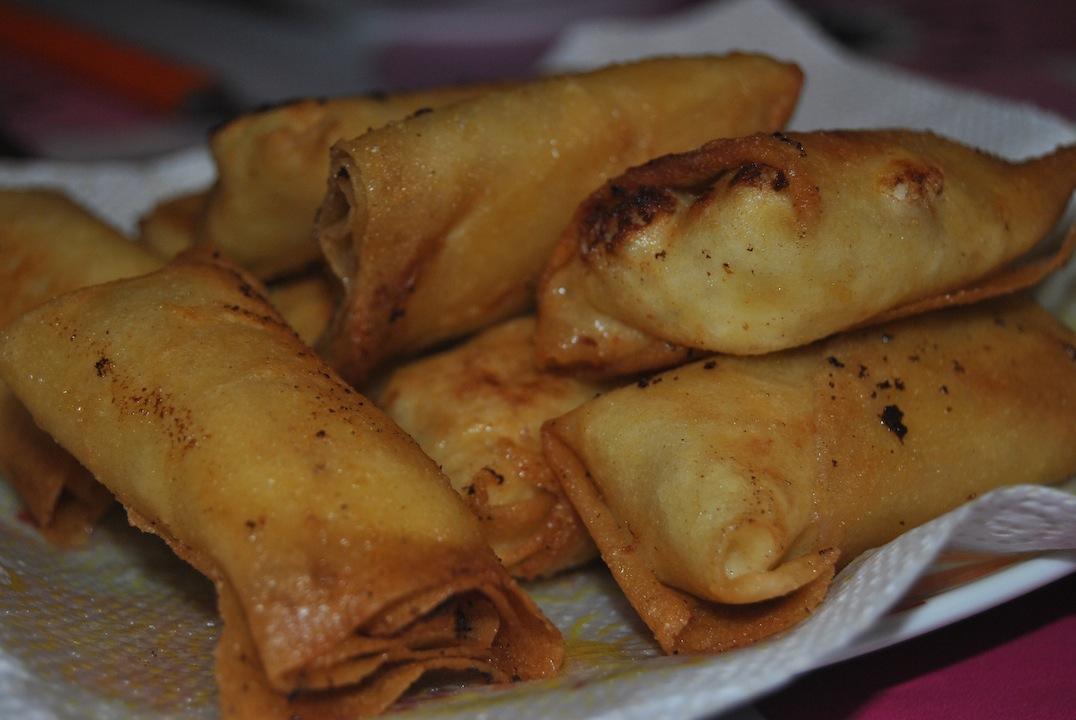 """""""Le dita di Fatima"""", piatto tipico del mese di Ramadan"""