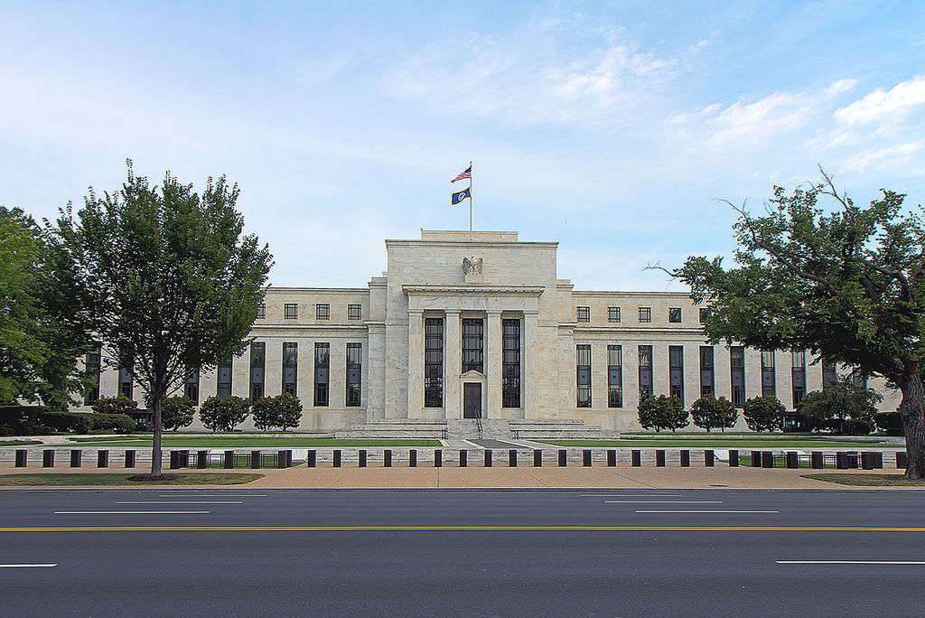 economista italiano Washington D.C. - Federal Reserve. Foto: Stefan Fussan