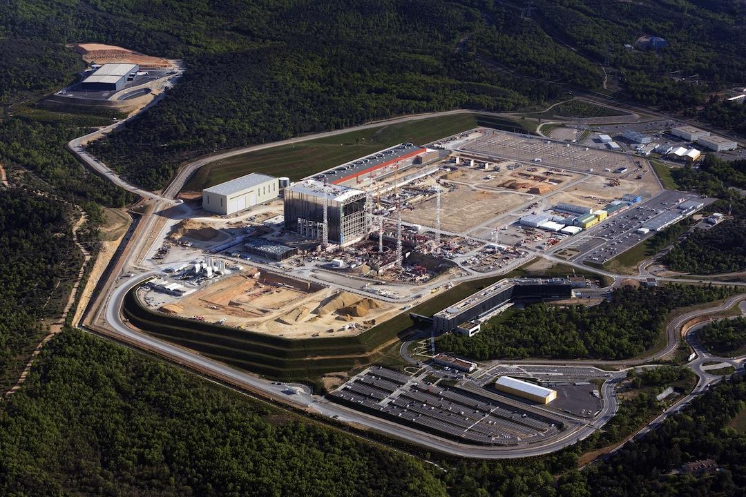 Saint Paul-lez-Durance (Bouches-du-Rhône) il sito scelto per la costruzione di ITER. Foto: @MatthieuColin.com