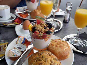 Prima colazione in Baviera, le bäckerei