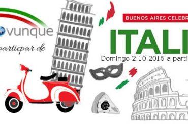 """ItalianiOvunque in Argentina per """"Buenos Aires celebra Italia"""""""