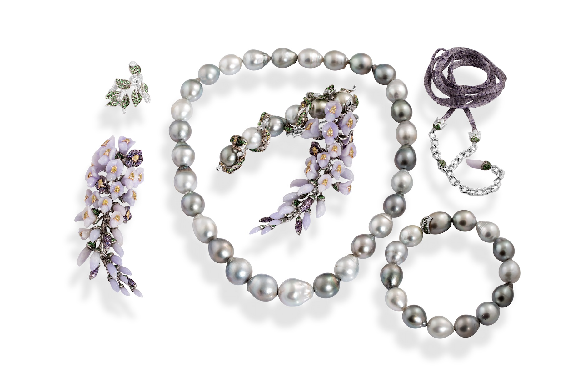 gioielli di Alessio Boschi