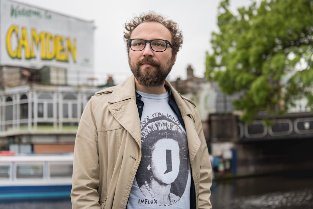 Luca Vullo, il regista