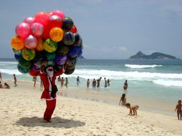 Il mio Natale a Rio de Janeiro