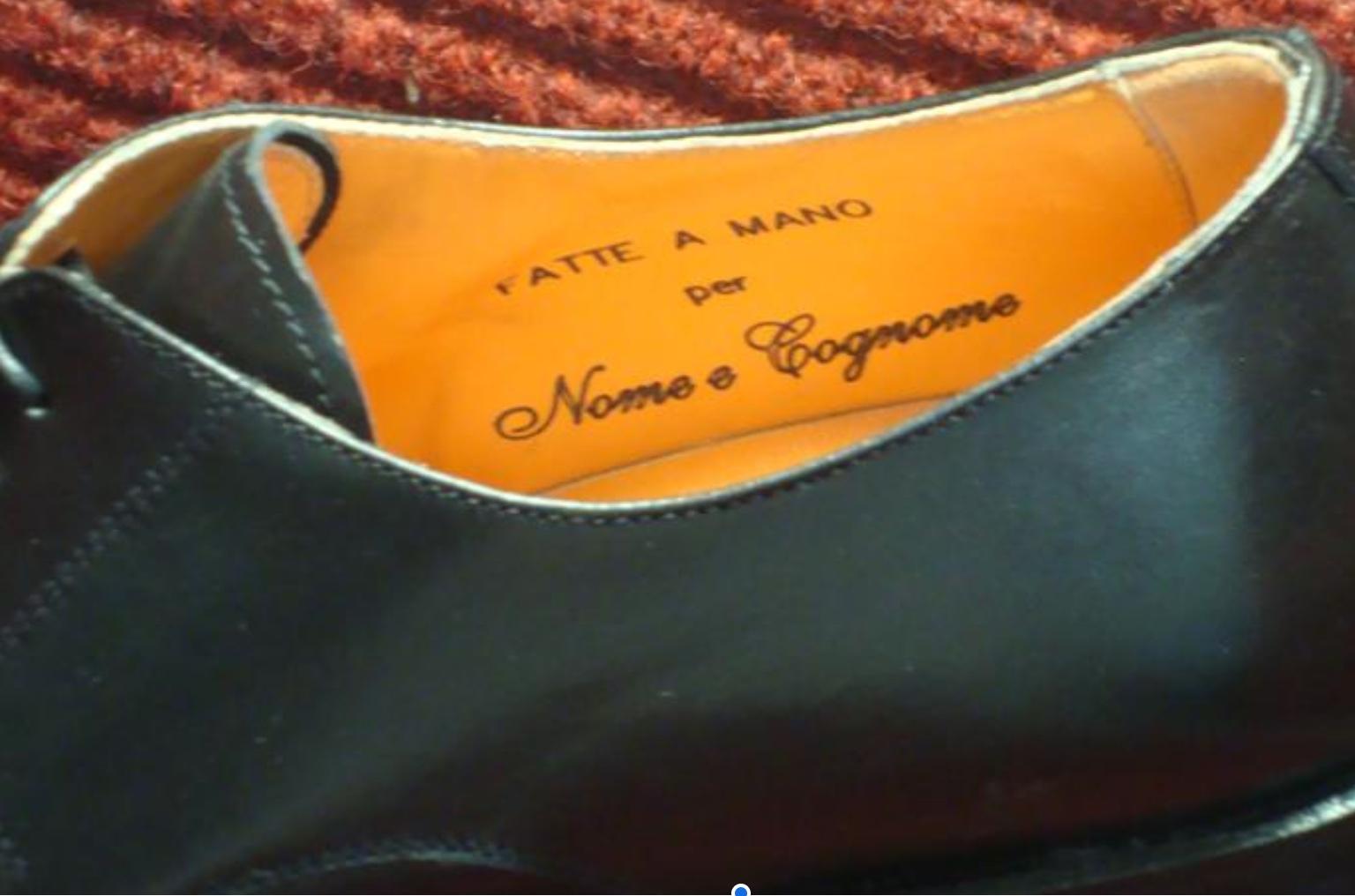 fare business a Rio scarpe