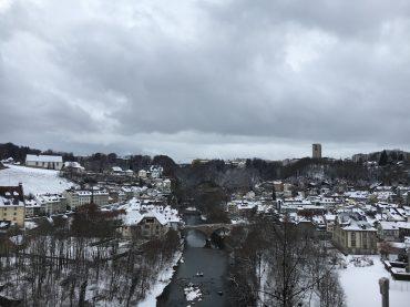 Un Erasmus a Friburgo: bellezza Svizzera