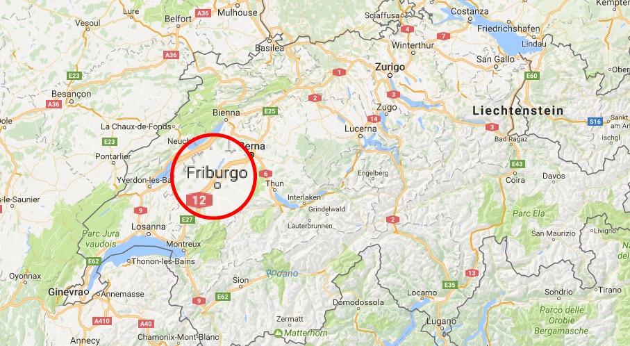 Erasmus a Friburgo