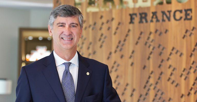 Vita da top manager: Mauro Russo, direttore generale Ferrero Francia