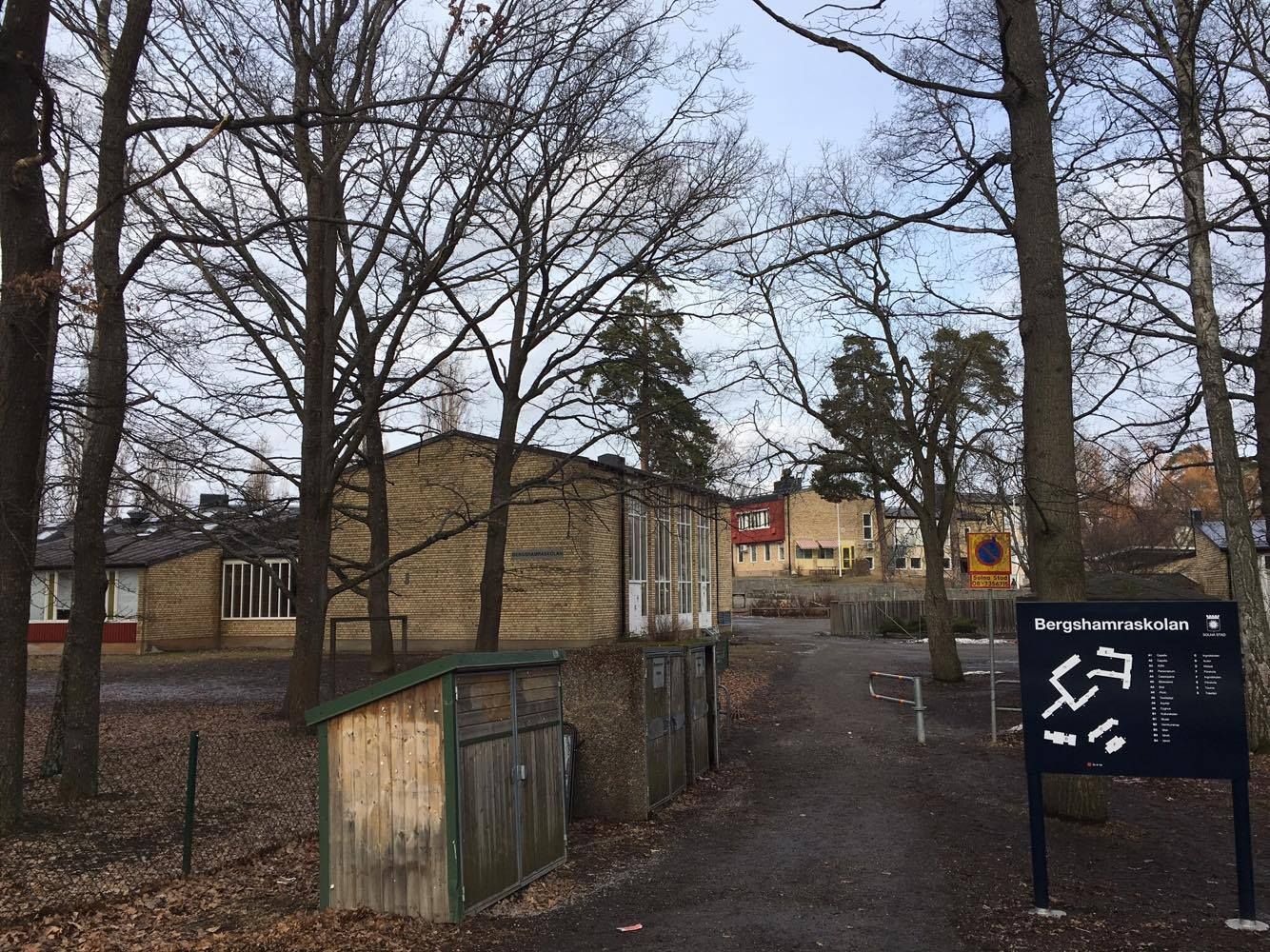 Scuola in Svezia