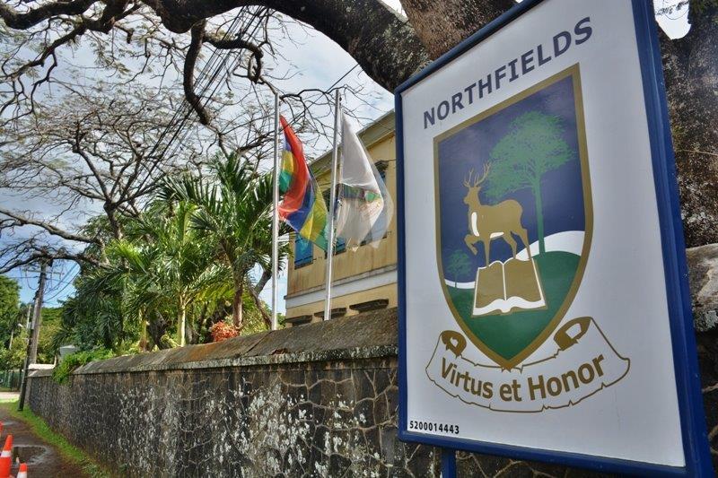 scuola a mauritius