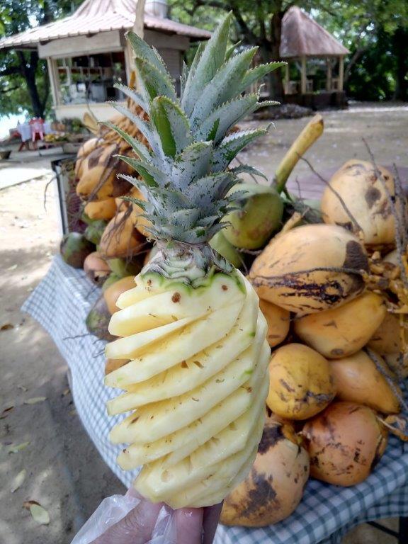 mangiare a Mauritius