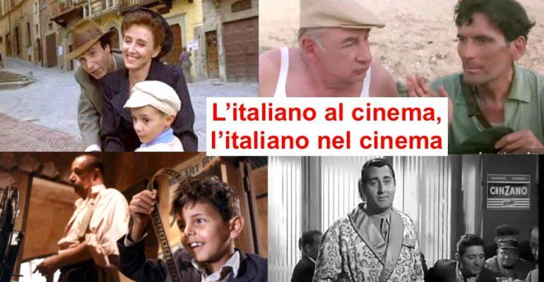 XVII Settimana della Lingua Italiana nel Mondo: l'italiano nel cinema