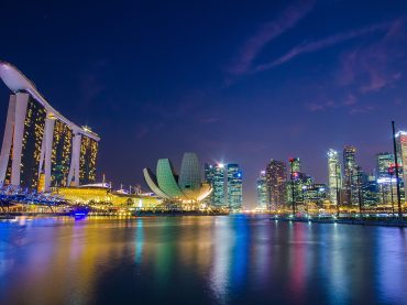 Singapore, dove il business è di casa
