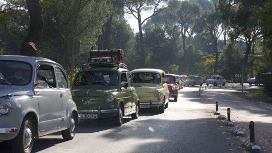 Tour di Madrid in SEAT 600