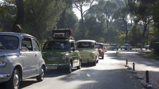 Tour di Madrid in SEAT 600