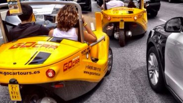 Express Tour di Barcellona in GoCar