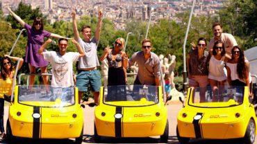 Barcellona: tour Discover Gaudí in GoCar