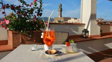 Passeggiata con aperitivo a Firenze