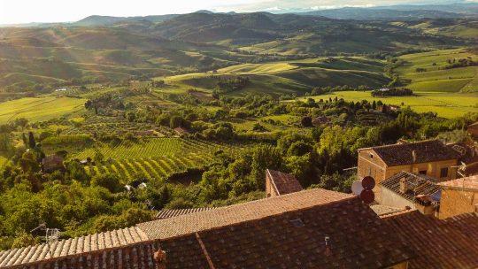 Alla scoperta della Val D'Orcia: Brunello di Montalcino, vino Nobile di Montepulciano e pecorino di Pienza