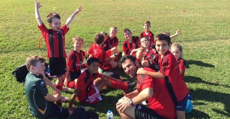 Paolo Gallo: da contabile a Milano a youtuber e allenatore di calcio a Sydney