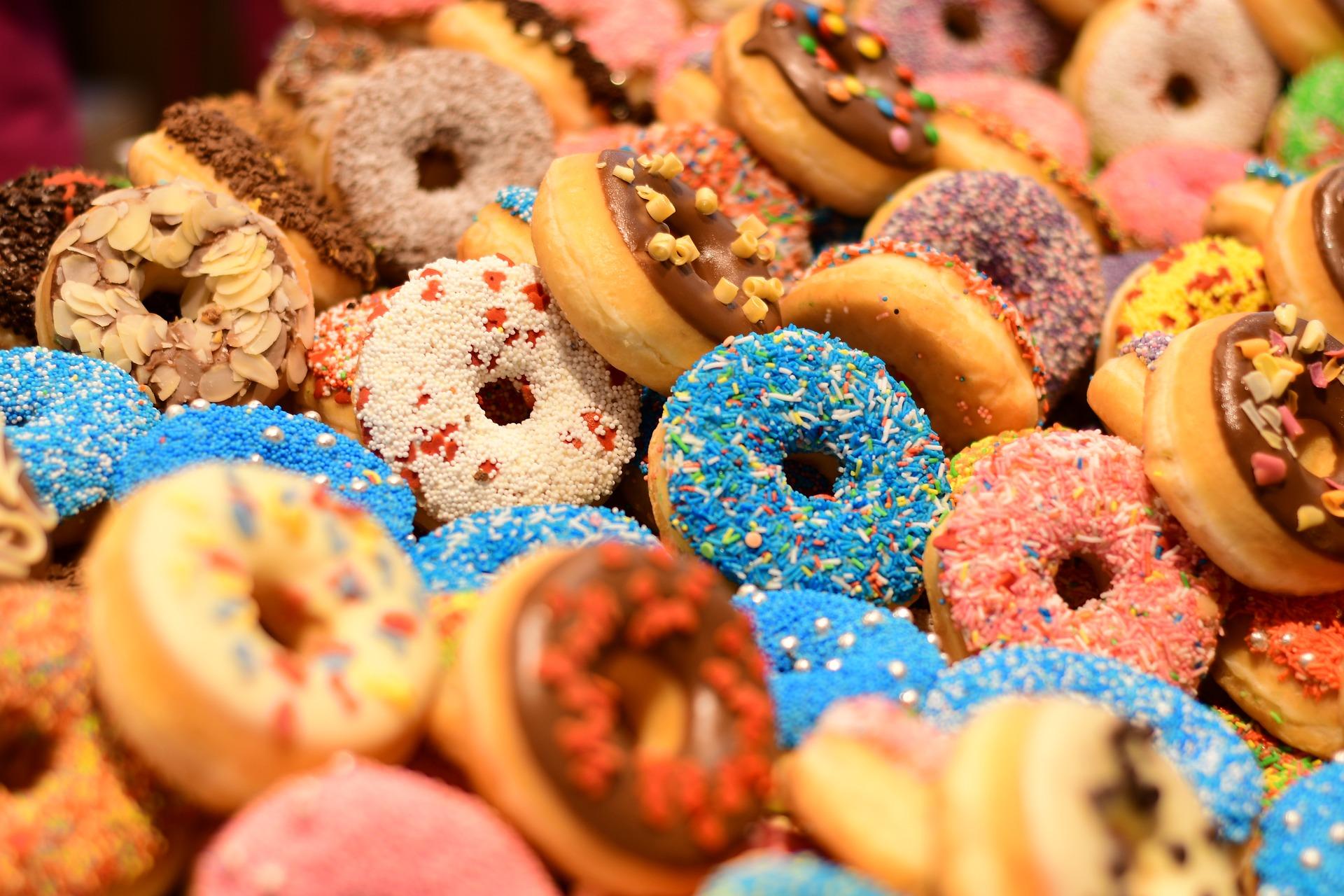 donut o doughnut