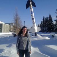 Serena Fraraccio, biotecnologa in Alaska per salvare l'ambiente