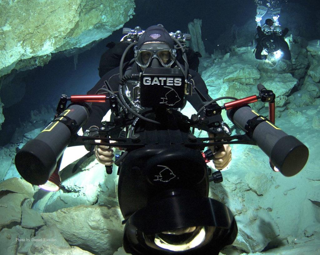riprese subacquee