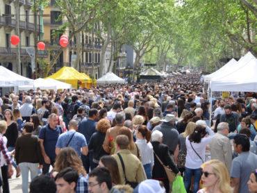Giornata Mondiale del Libro a Barcellona. La festa più amata dell'anno