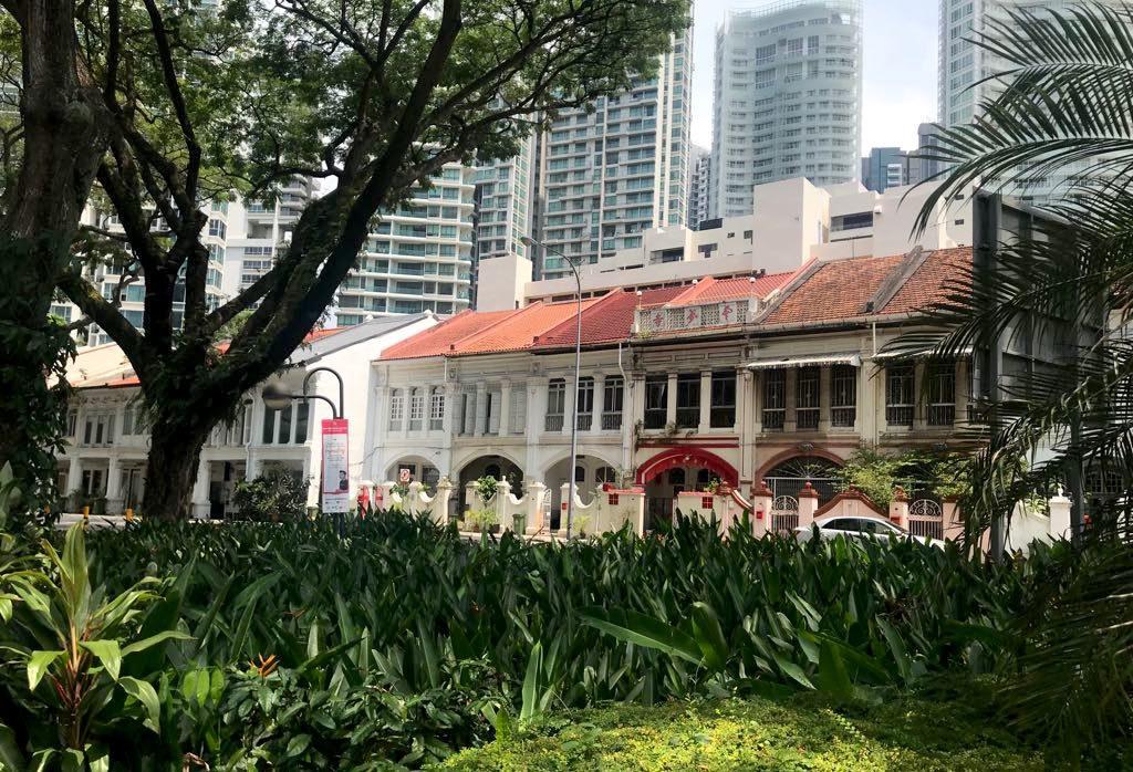 lavorare a singapore