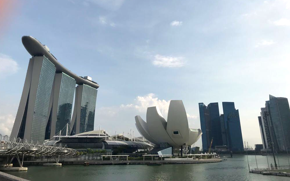 vivere a Singapore