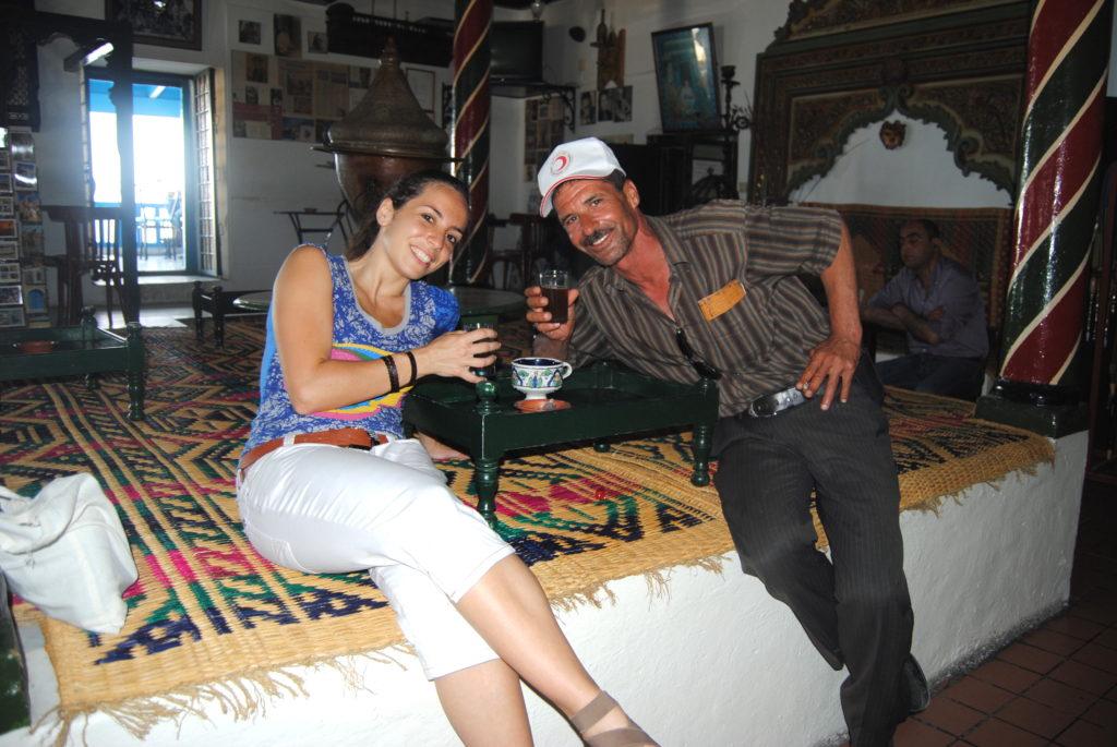 visita a Tunisi