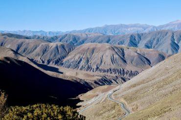 Viaggio in Argentina: a spasso sulle Ande a 4000 metri