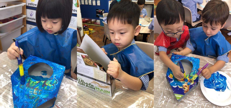 scuola a singapore