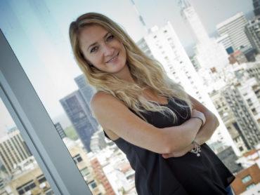 Francesca Boccolini. Con la sua app trovi lavoro a Londra