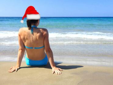 Natale in Australia. La festa è in spiaggia