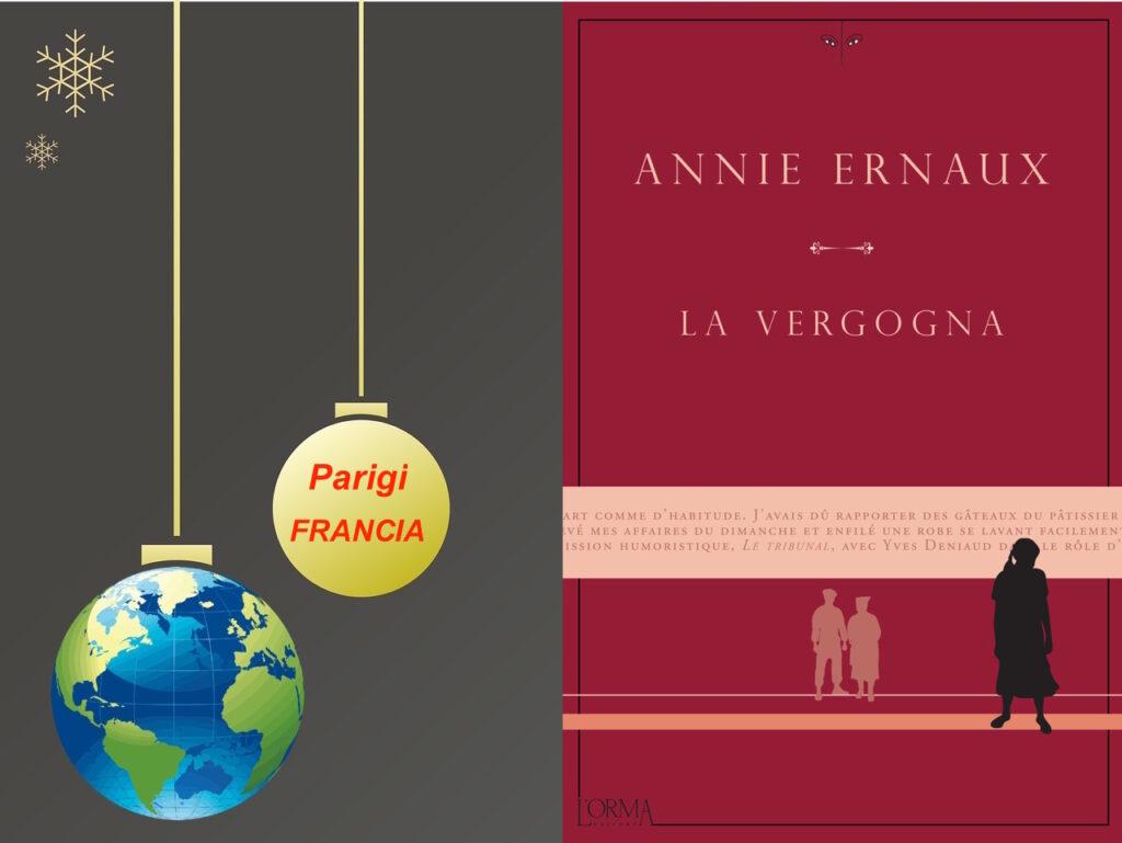 La Vergogna Annie Ernaux