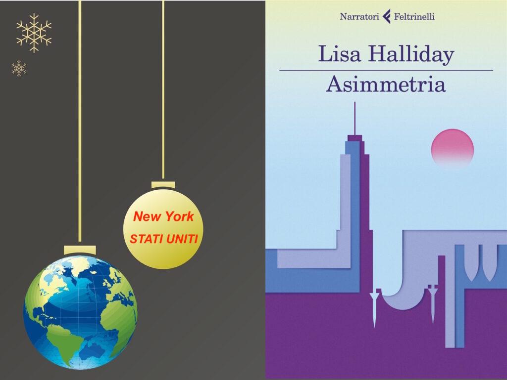 asimmetria, Lisa Halley