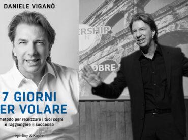 """7 giorni per volare, Daniele Viganò spiega il """"talento liquido"""" in un libro"""