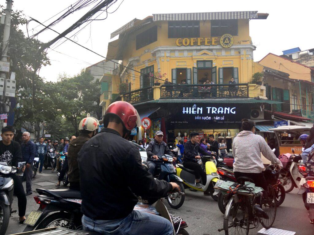 visitare Hanoi