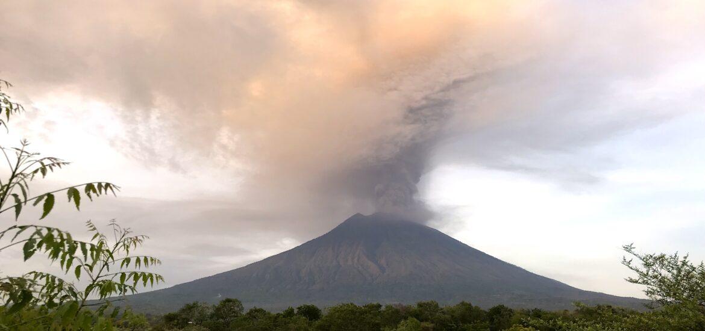 Bali vulcano Agung