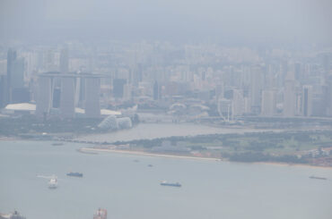Haze, l'inquinamento flagello di Singapore